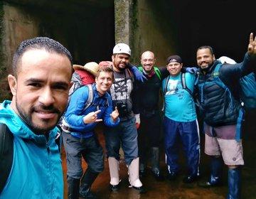 Travessia Selvagem: Rio Cubatão de Cima x Rio Melvi