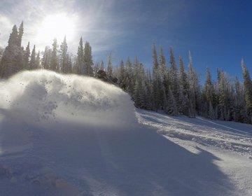 Snowboard em Steamboat [Colorado / USA]