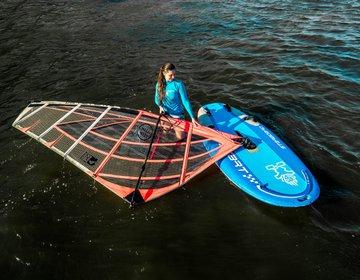 Windsurf em Florianópolis   Faça algo pela 1ª vez