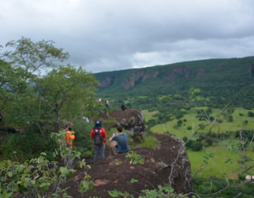 Trekking e Camping em Piraputanga