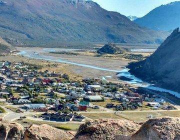 Patagônia Argentina EL CHALTÉN Capital Nacional del Trekking