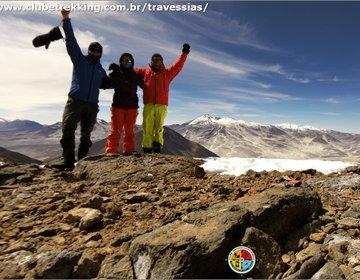 Barrancas Blancas 6119 metros - Chile