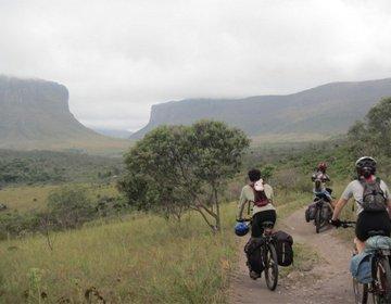 Cicloviagem Chapada Diamantina - Volta ao Parque