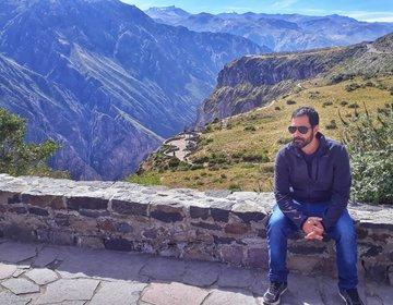 Arequipa e o Cânion Del Colca