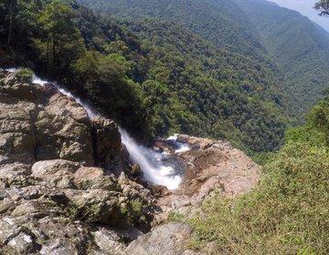 Cachoeira da Torre - Riacho Grande SBC