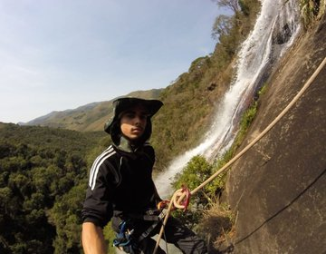 Cachoeira Da fragaria Itamonte - MG