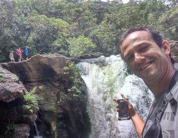 Cachoeira do Inferninho,
