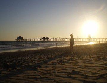 Surfing my Californian Dream