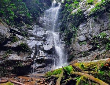 Cachoeira Toque Toque Pequeno