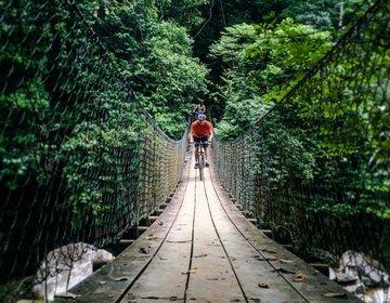 Pedal Cachoeira da Laje - Ilhabela
