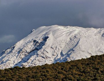 Mt Kilimanjaro Tanzania.