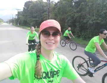 Boracéia - Treino com amigos  da Equipe Aventureiros
