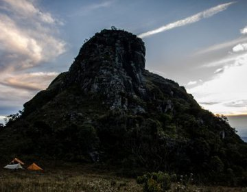 Travessia da Serra do Papagaio
