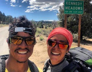 Pacific Crest Trail - Deserto