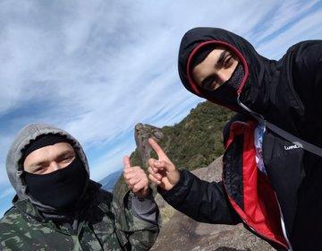 Pico Do Lopo Extrema -MG