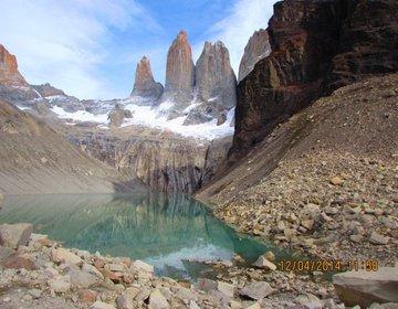 Trekking W - Torres del Paine - Chile - pt 2