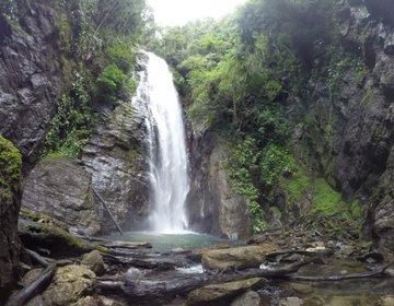 Cachoeira Queda do Meu Deus - Eldorado