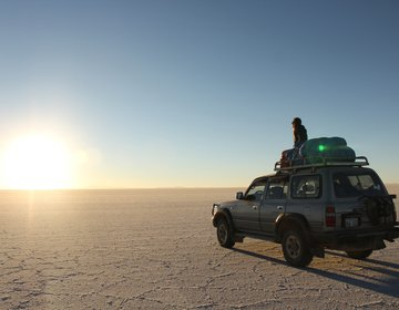 Atacama x Salar de Uyuni x Atacama