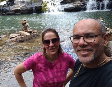 Cachoeira Rio Do Ouro Em Olhos D'água