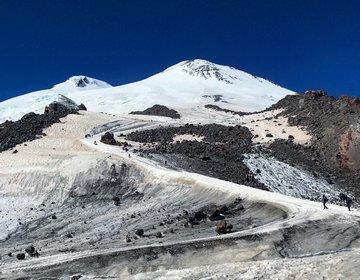 Elbrus 5642 - O teto da Europa