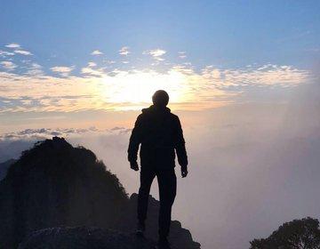 Pico Pedra Selada - Visconde De Mauá