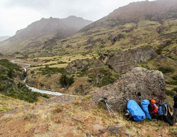 Jeinimeni até Vale Chacabuco (Futuro Parque Patagonia)