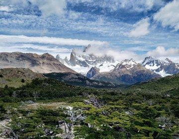 Fitz Roy - El Chalten, Patagonia Argentina