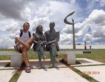 Trekking Urbano: Brasília (DF) - Fev/14
