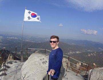 Baegundae Peak - Bukhansan National Park