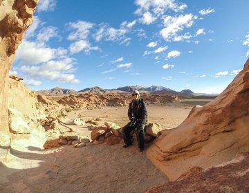 Primeira parte: Deserto do Atacama