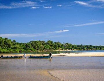 Rio Araguaia e Ilha do Bananal