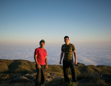 Monte Crista e campos do Quiriri-Garuva/SC