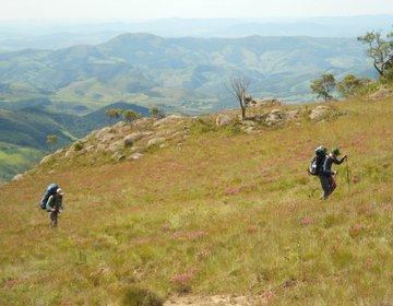 Serra do Papagaio - FEAL Verão 2016 - Outware Bound Brasil