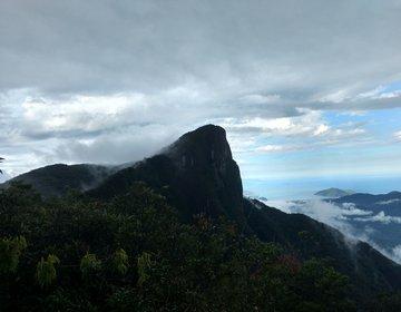 Pico do Corcovado - Ubatuba/SP