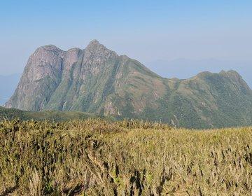 Pico Do Paraná, Caratuva E Itapiroca