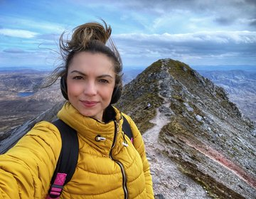 Errigal Mountain - Co. Donegal - IE