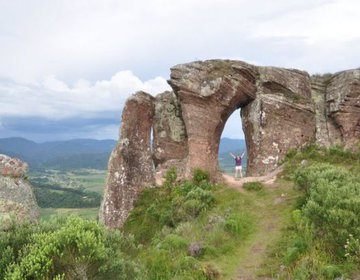 Morro do Campestre - Urubici - Santa Catarina