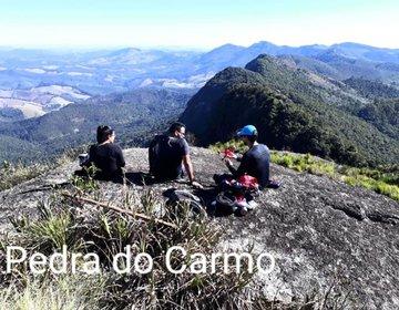 PEDRA DO CARMO: Trekking na Terra dos Lobisomens