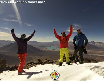 El Ermitaño 6146 m - Chile
