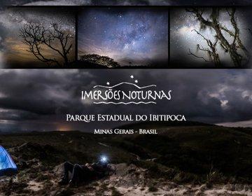 Imersões Noturnas Vol.01 - Ibitipoca MG