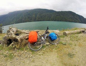 Cicloviagem chilena: Carretera Austral e Chile Chico
