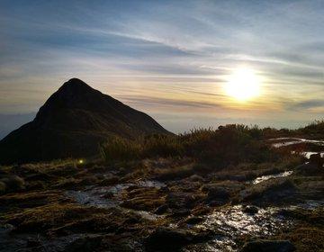 Pico do Cristal