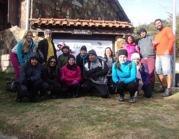 Pico das Agulhas Negras com os Amigos de Trekking