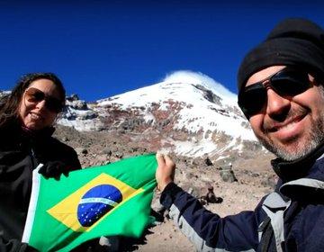 Visita ao Vulcão Chimborazo Equador