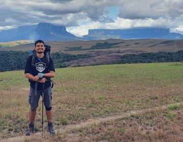 Monte Roraima | Parte I – Dias 1 - 4/8