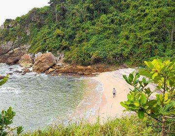 Praia Da Estrela Penha SC