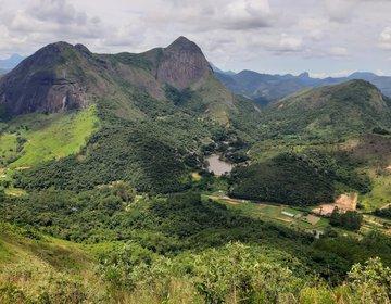 Pedra Alpina - Pq Natural Municipal Montanhas Teresópolis