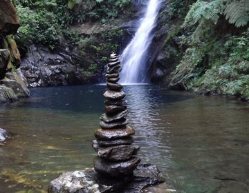 Pedal e Trekking Cachoeira Paraíso, Lago Azul e Rio da Pedra