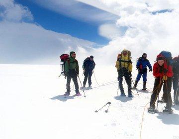 Volta ao Gelo Continental Patagônico Sul