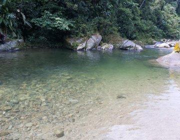 Travessia Rio Mogi